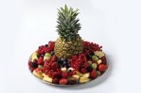 Фруктово-ягодная тарелка